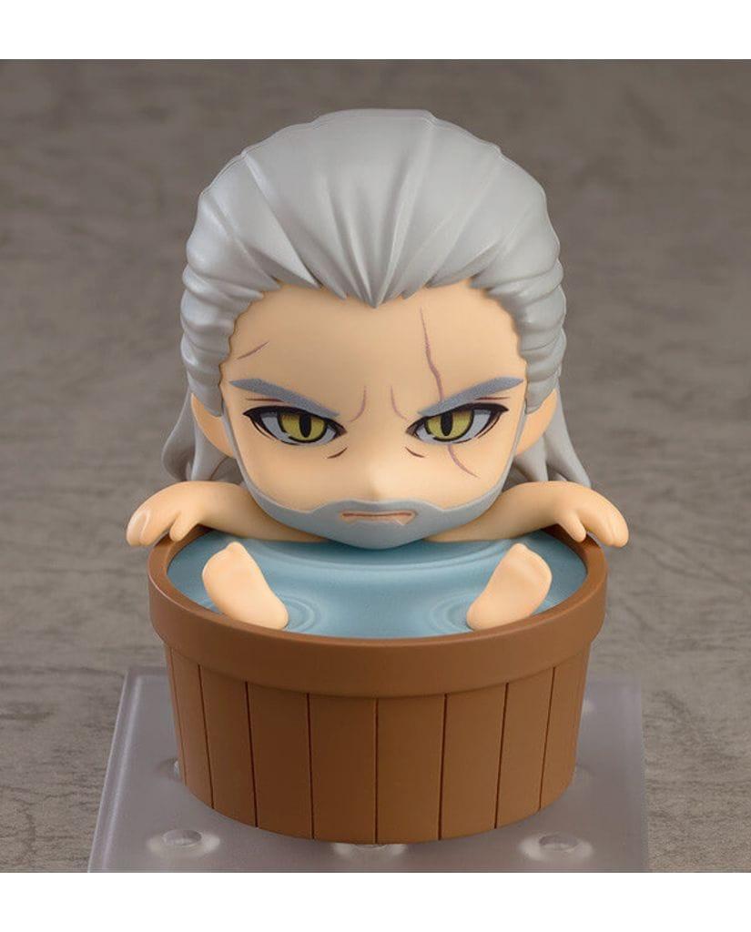 Фигурка The Witcher 3: Wild Hunt – Geralt (Nendoroid) Good Smile Company