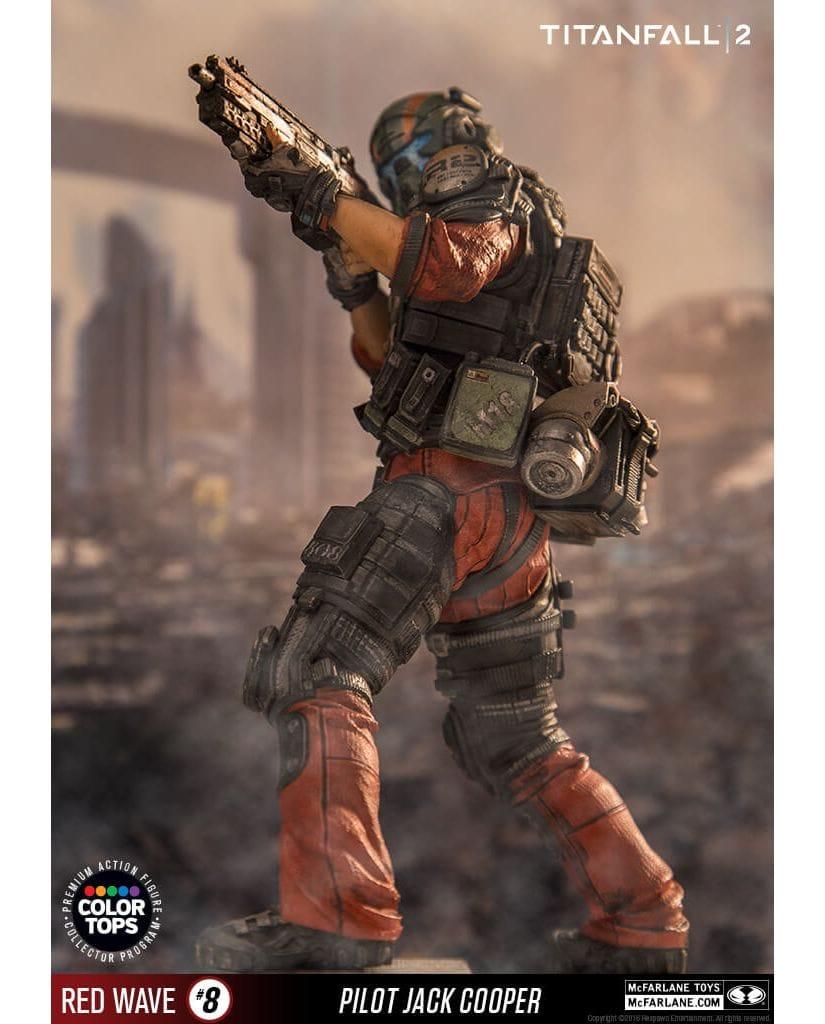 Фигурка Titanfall 2 - Pilot Jack Cooper (18 см)