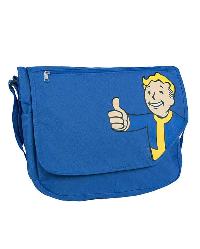 Сумка Fallout 4. Vault Boy