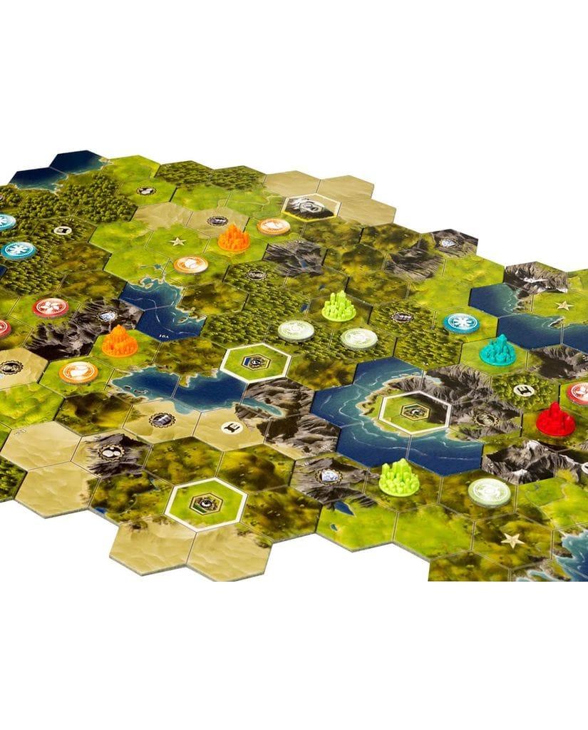 Настольная игра Civilization: Новый рассвет