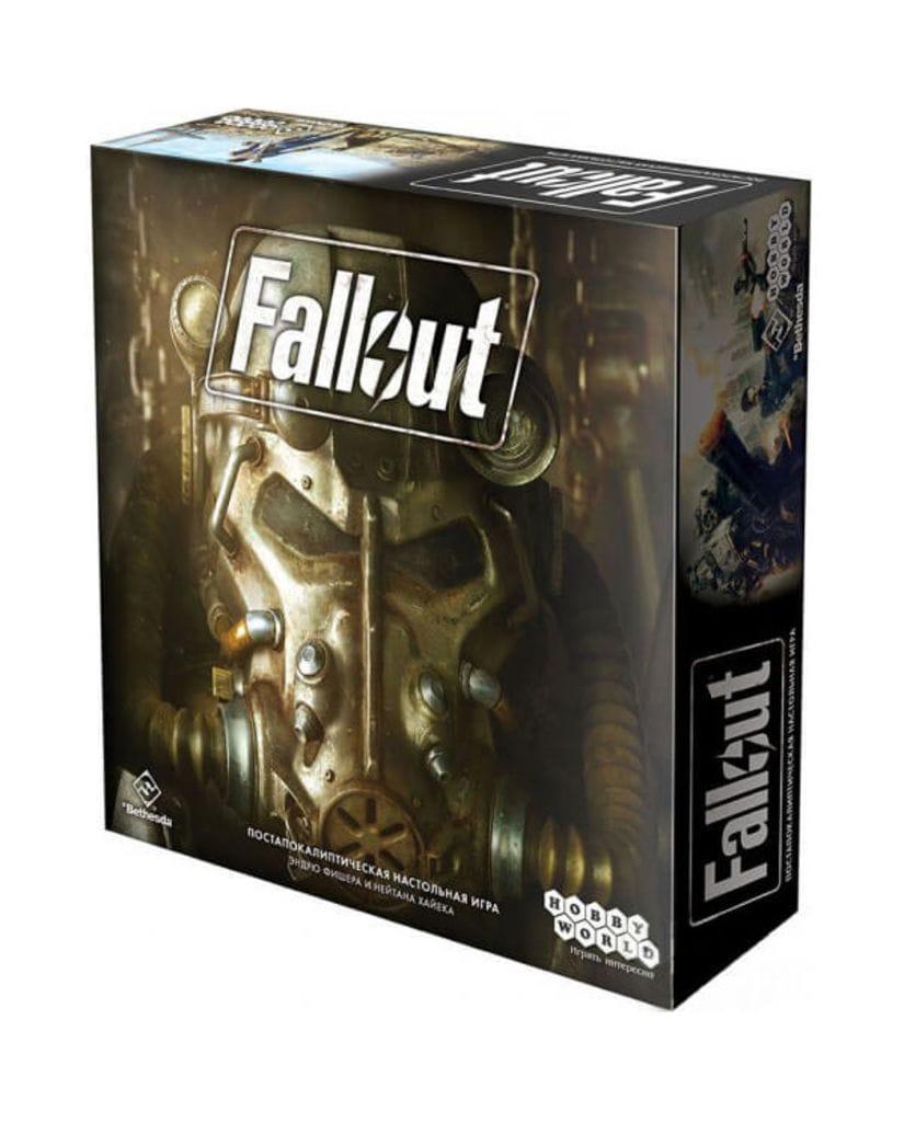 Настольная игра Fallout