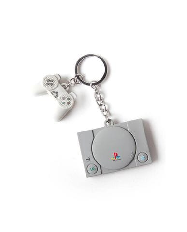 Брелок PlayStation (Console & Controller) Difuzed