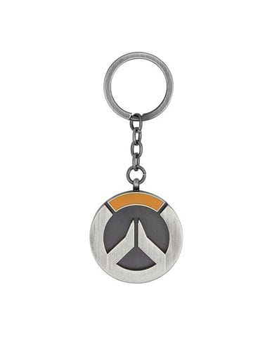 Брелок Overwatch (Logo) Jinx