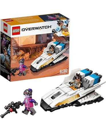 Конструктор LEGO Overwatch (Tracer vs Widowmaker) 75970