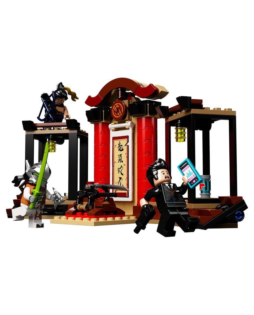 Конструктор LEGO Overwatch (Hanzo vs Genji) 75971