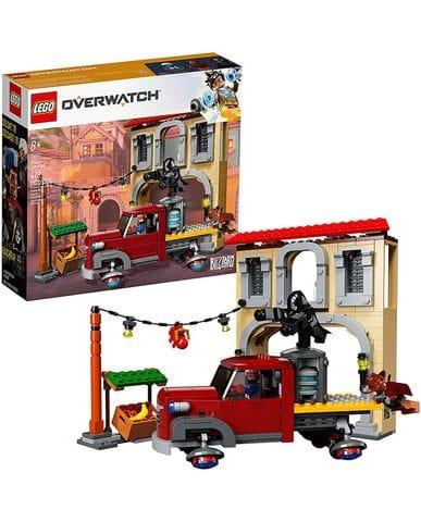 Конструктор LEGO Overwatch (Dorado Showdown) 75972