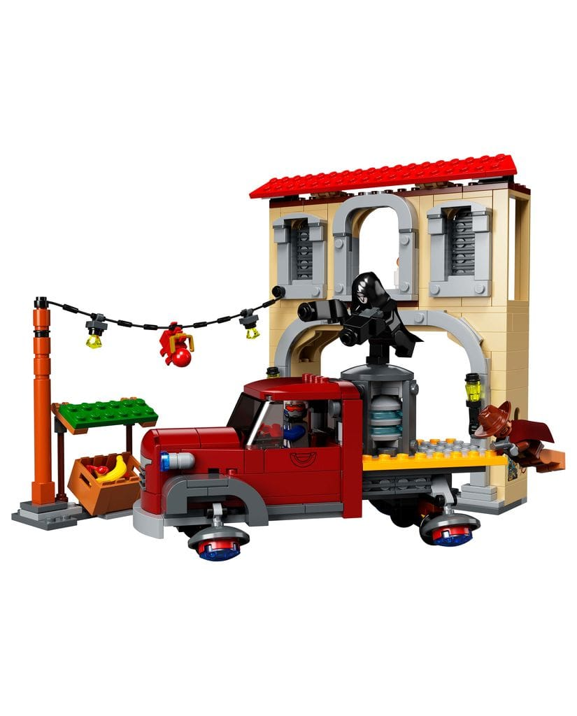 Конструктор LEGO Overwatch (Dorado Showdown) 75972