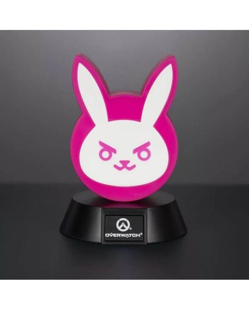 Светильник Overwatch - D.Va Bunny (Icons) Paladone