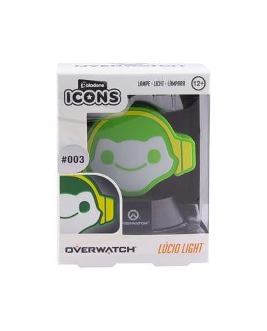 Светильник Overwatch - Lucio (Icons) Paladone