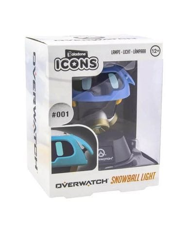 Светильник Overwatch - Snowball (Icons) Paladone
