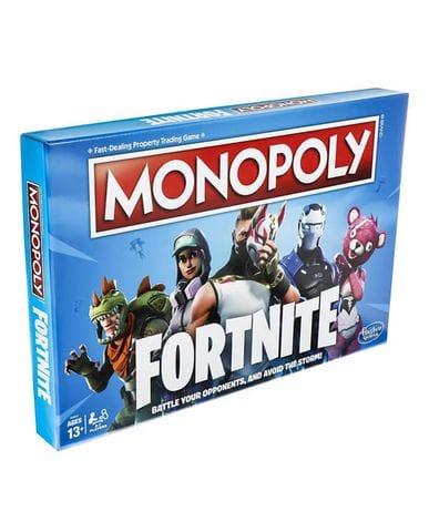 Настольная игра Monopoly: Fortnite Edition