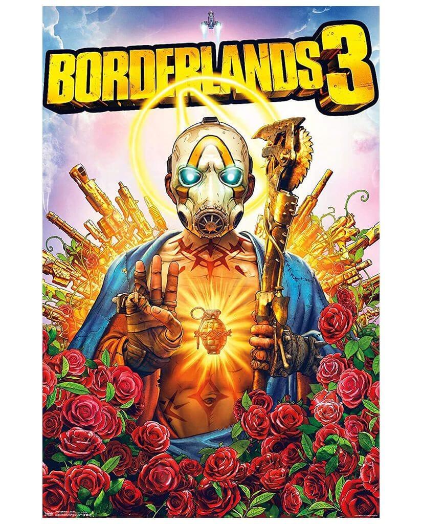 Постер Borderlands 3 (Key Art)