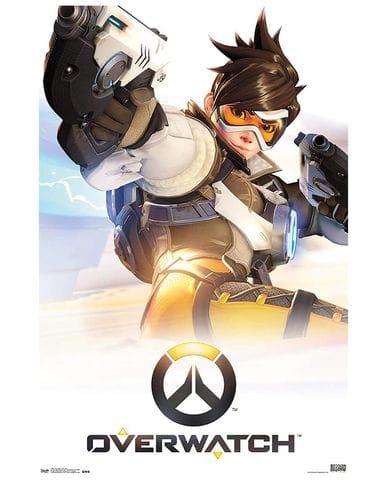 Постер Overwatch (Key Art)