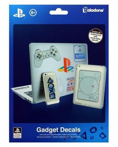 Набор стикеров PlayStation (Gadget Decals) Paladone