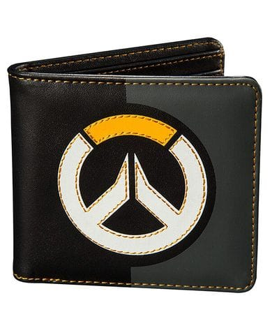 Кошелек Overwatch (Logo) Jinx