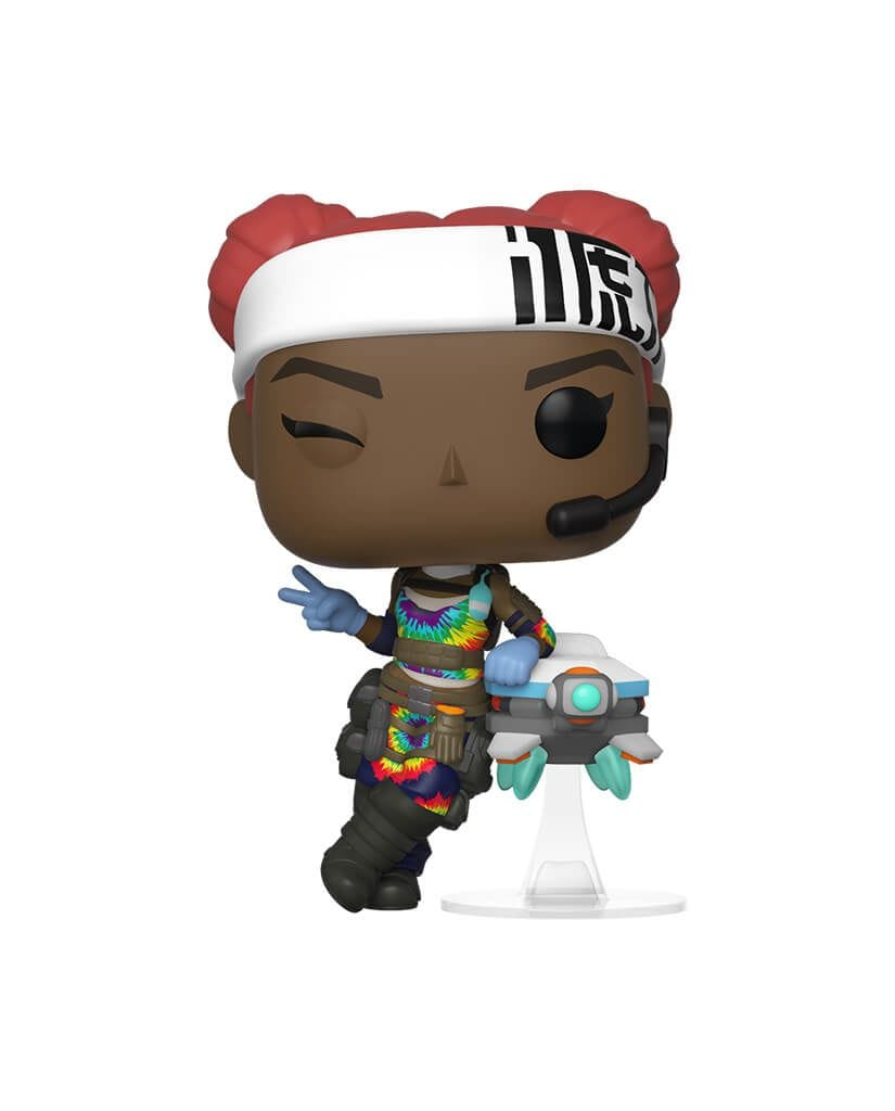 Фигурка Apex Legends - Lifeline with Tie Dye Outfit (Funko POP!) [Exclusive]