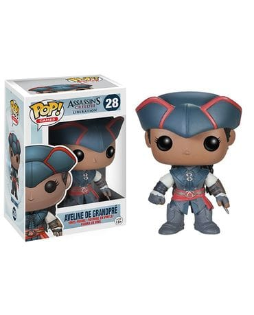 Фигурка Assassin's Creed - Aveline de Grandpré (Funko POP! Vinyl)