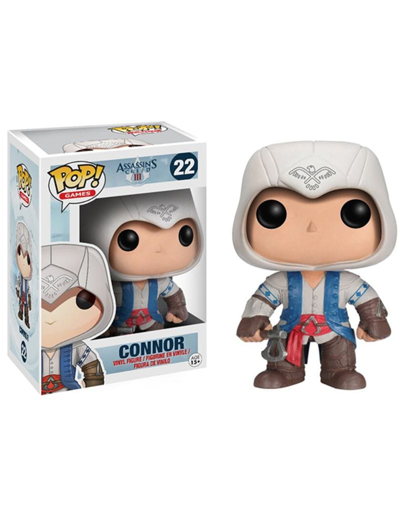 Фигурка Assassin's Creed - Connor (POP! Vinyl)