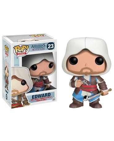 Фигурка Assassin's Creed - Edward (Funko POP! Vinyl)