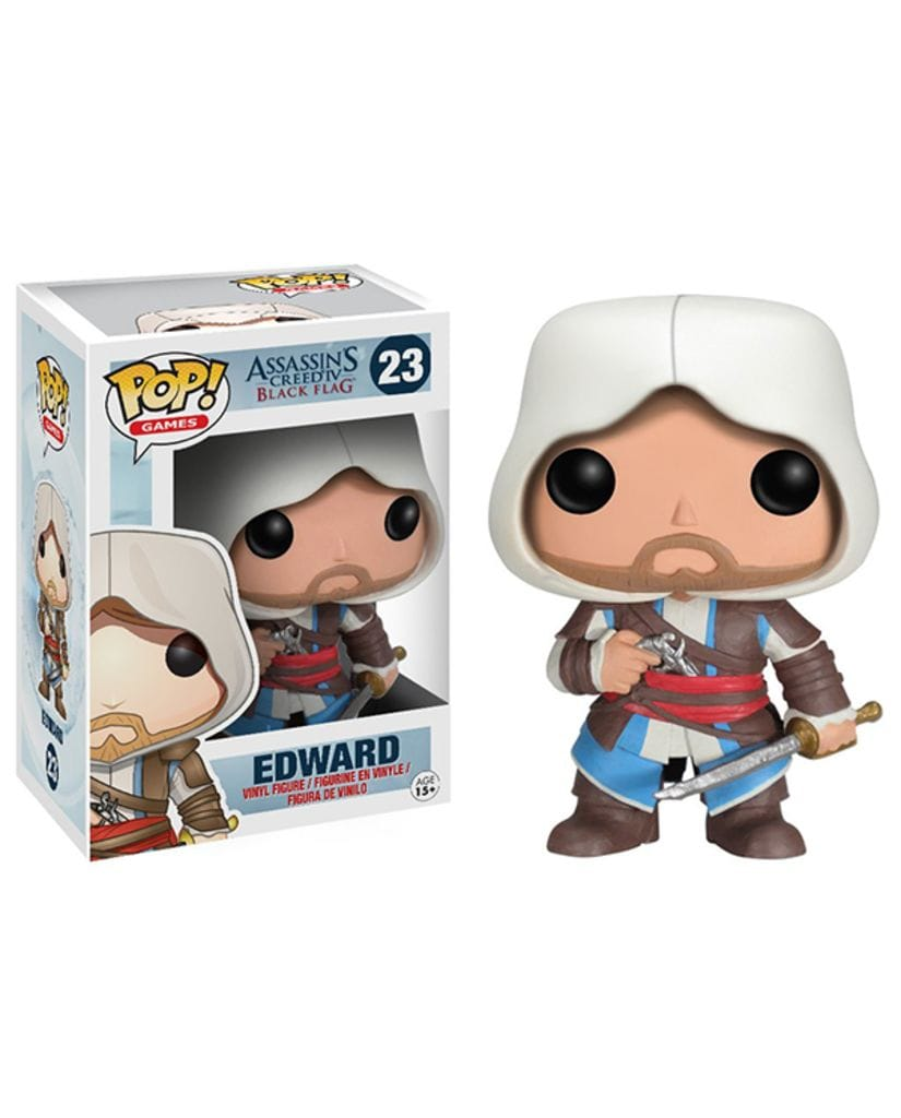 Фигурка Assassin's Creed - Edward (Funko POP!)
