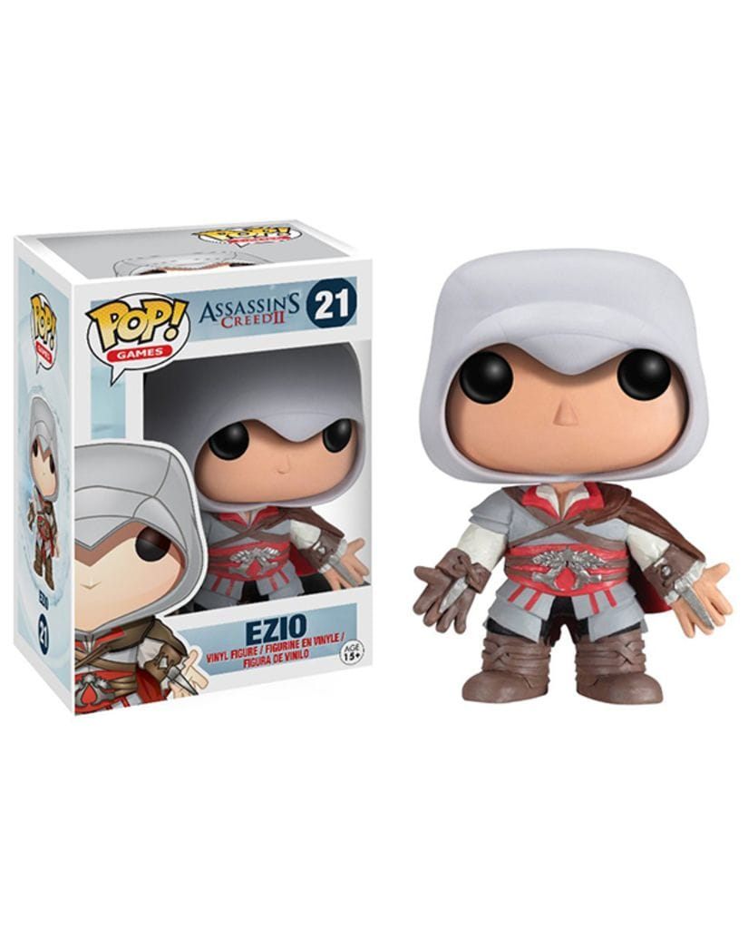 Фигурка Assassin's Creed - Ezio (Funko POP! Vinyl)