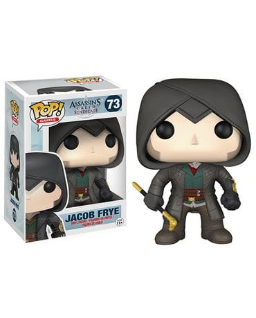 Фигурка Assassin's Creed Syndicate - Jacob Frye (POP! Vinyl)