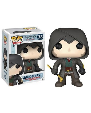 Фигурка Assassin's Creed Syndicate - Jacob Frye (Funko POP! Vinyl)