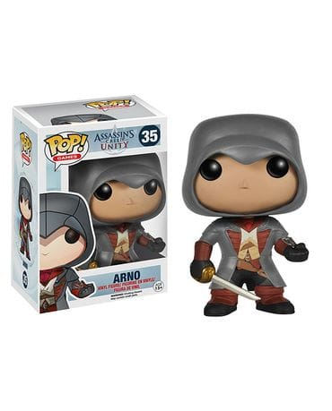 Фигурка Assassin's Creed Unity - Arno (Funko POP!)