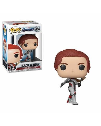 Фигурка Avengers Endgame - Black Widow (Funko POP!)