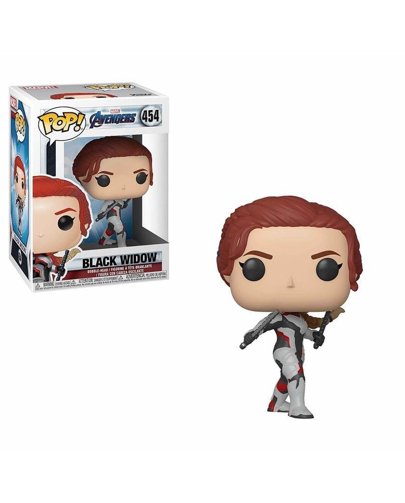 Фигурка Avengers Endgame – Black Widow (Funko POP!)
