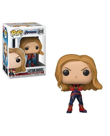 Фигурка Avengers Endgame - Captain Marvel (Funko POP!)