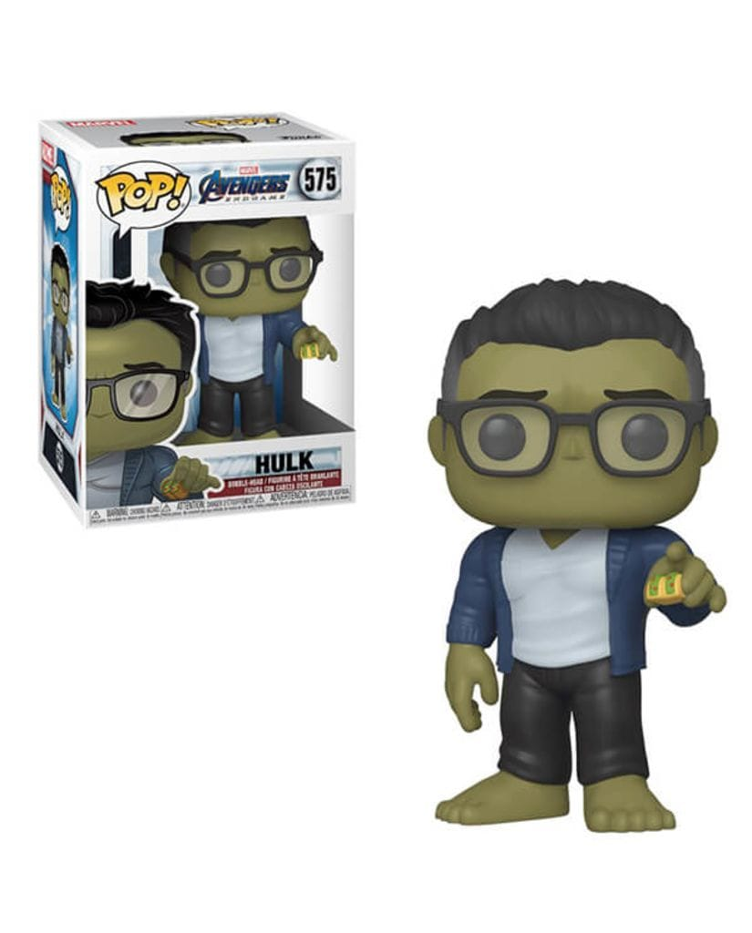 Фигурка Avengers Endgame – Hulk with Taco (Funko POP!)
