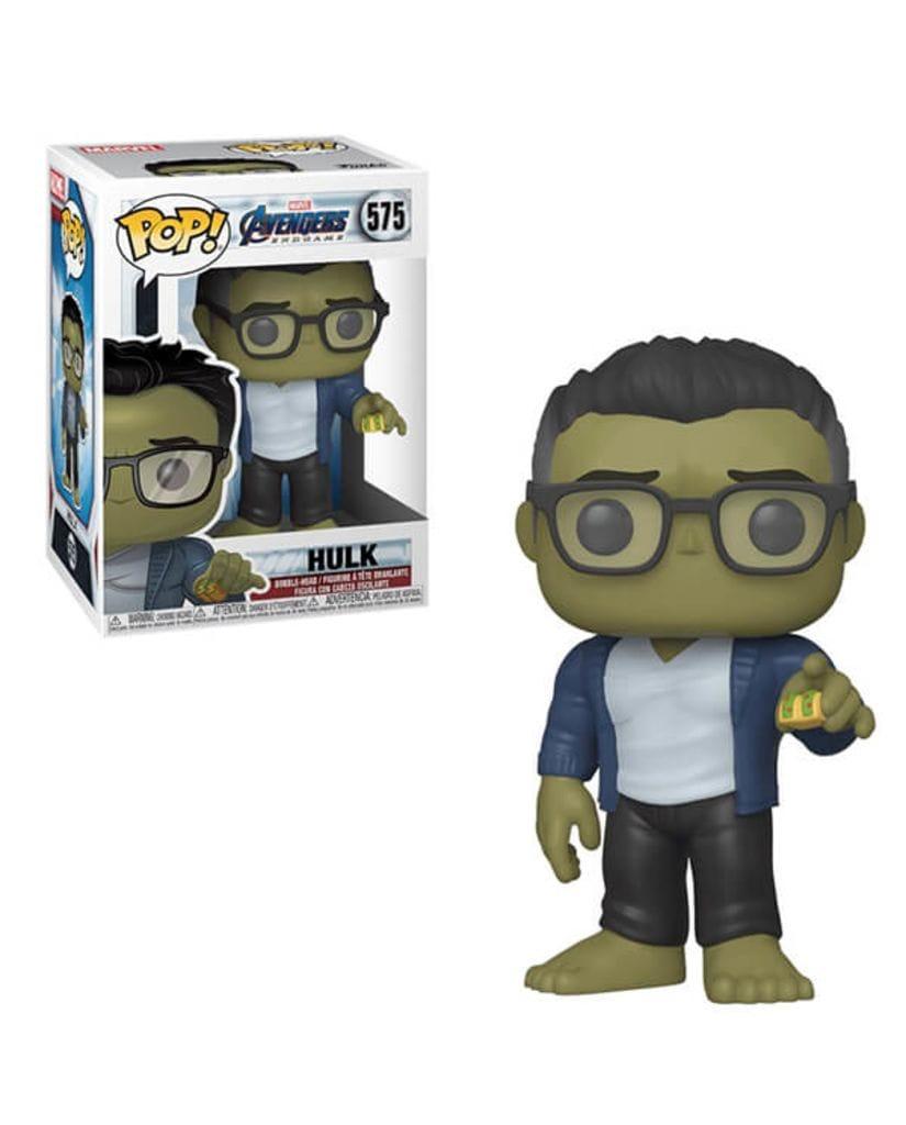 Фигурка Avengers Endgame - Hulk with Taco (Funko POP!)