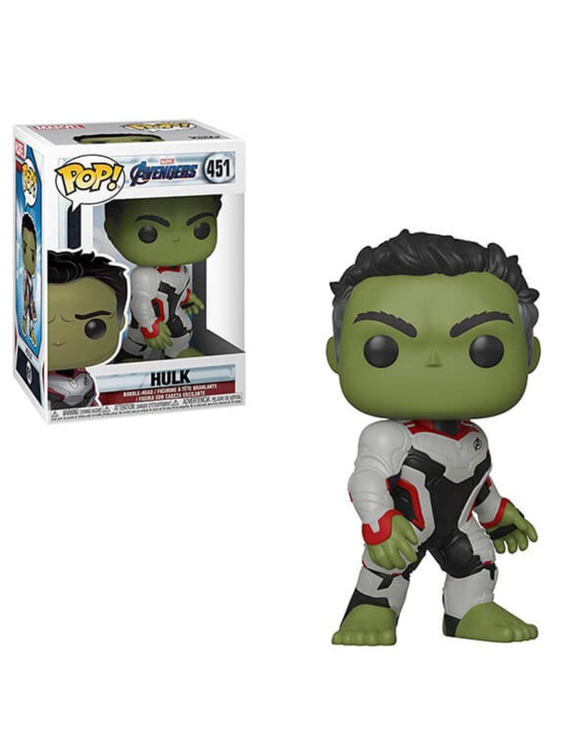 Фигурка Avengers Endgame - Hulk (Funko POP!)