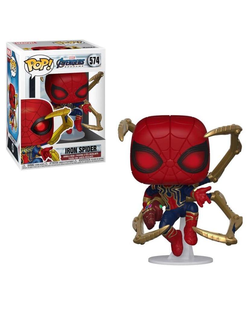 Фигурка Avengers Endgame - Iron Spider (Funko POP!)