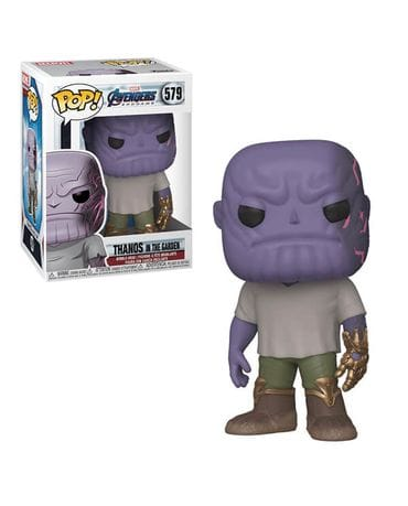Фигурка Avengers Endgame – Thanos In The Garden (Funko POP!)