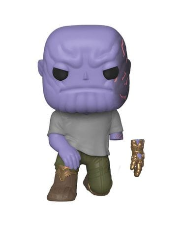 Фигурка Avengers Endgame – Thanos with Detachable Arm (Funko POP!) [Exclusive]