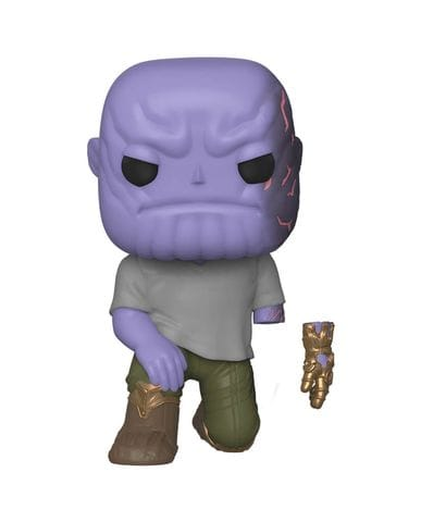 Фигурка Avengers Endgame - Thanos with Detachable Arm (Funko POP!) [Exclusive]