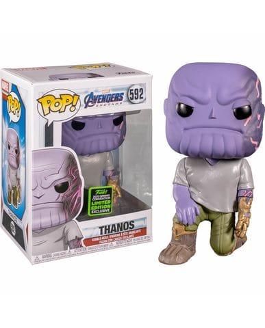 Фигурка Avengers Endgame - Thanos with Detachable Arm (Funko POP!) [Exclusive]