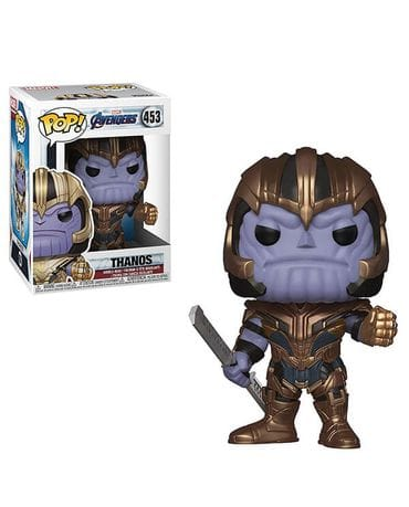 Фигурка Avengers Endgame - Thanos (Funko POP!)