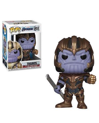 Фигурка Avengers Endgame - Thanos (Funko POP!)