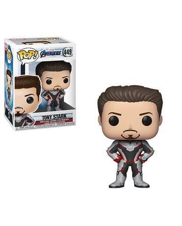Фигурка Avengers Endgame - Tony Stark (Funko POP!)