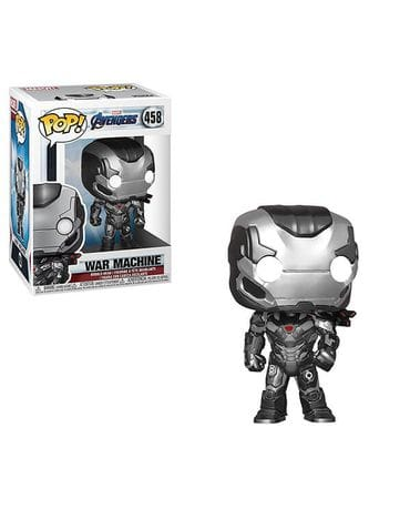 Фигурка Avengers Endgame - War Machine (Funko POP!)
