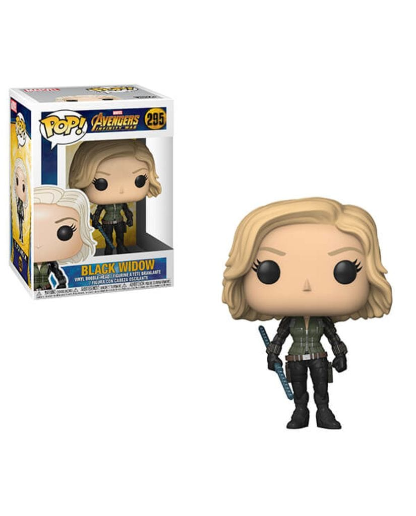 Фигурка Avengers Infinity War - Black Widow (Funko POP!)