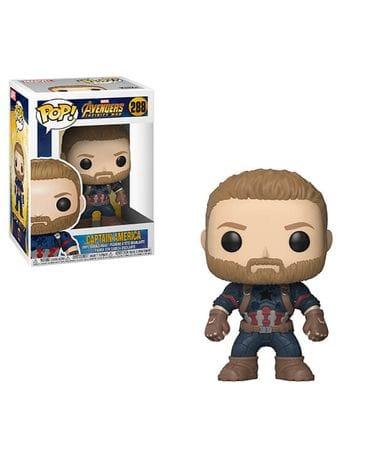 Фигурка Avengers Infinity War - Captain America (Funko POP!)