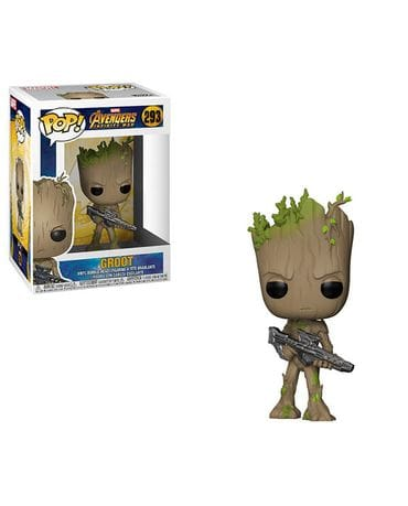 Фигурка Avengers Infinity War - Groot (Funko POP!)