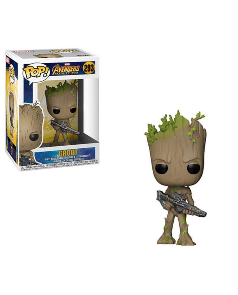 Фигурка Avengers Infinity War – Groot (Funko POP!)