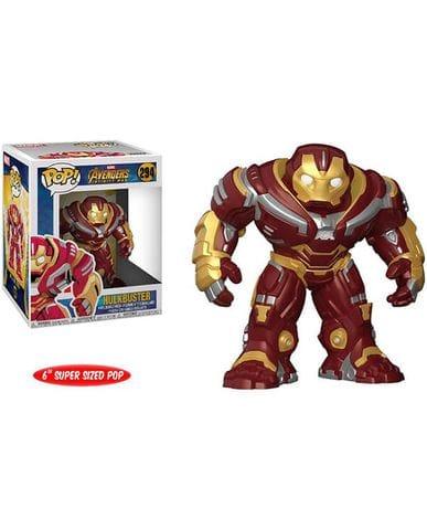 Фигурка Avengers Infinity War - Hulkbuster (Funko POP!)