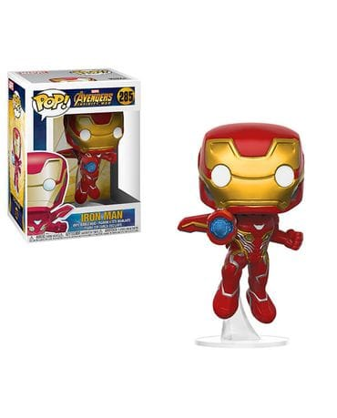 Фигурка Avengers Infinity War – Iron Man (Funko POP!)