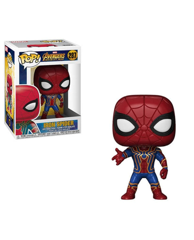 Фигурка Avengers Infinity War - Iron Spider (Funko POP!)